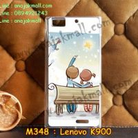 M348-20 เคสยาง Lenovo K900 ลาย See Star