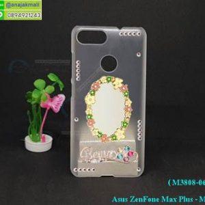 M3808-06 เคสแต่งคริสตัล Asus Zenfone Max Plus-M1 ลาย Beauty01
