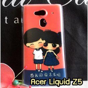 M761-04 เคสแข็ง Acer Liquid Z5 ลาย Forever