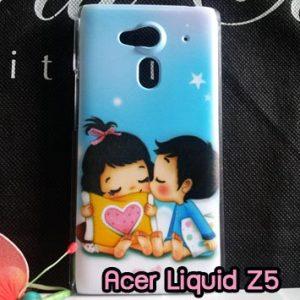 M761-05 เคสแข็ง Acer Liquid Z5 ลาย Kiss Kid