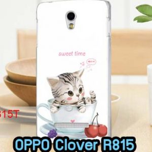 M561-06 เคส OPPO Find Clover ลาย Sweet Time