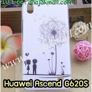 M1332-11 เคสแข็ง Huawei Ascend G620S ลาย Baby Love