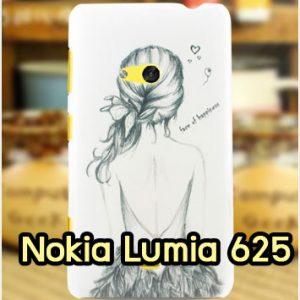 M1146-13 เคสแข็ง Nokia Lumia 625 ลาย Women