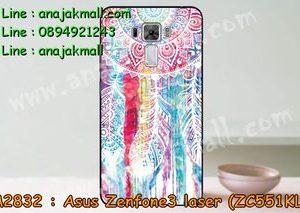 M2832-05 เคสแข็ง Asus Zenfone3 Laser - ZC551KL ลาย Wool Color