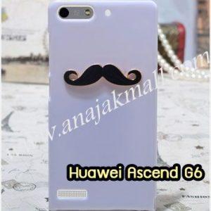 M1150-17 เคสประดับ Huawei Ascend G6 ลาย Gentleman