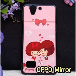 M1246-02 เคสแข็ง OPPO Find Mirror ลาย Valentine's Day