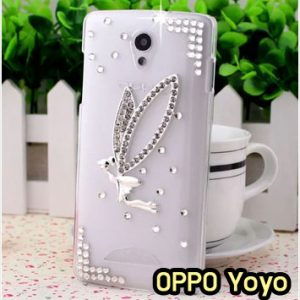 M865-14 เคสประดับ OPPO Yoyo ลาย Cute Angel