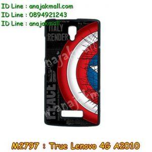 M2797-10 เคสแข็ง True Lenovo 4G A2010 ลาย CapStar V