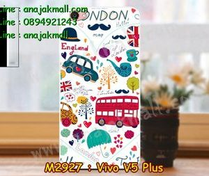 M2927-31 เคสแข็ง Vivo V5 Plus ลาย London