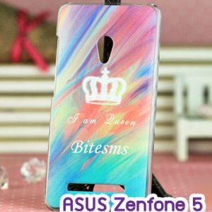 M747-05 เคสแข็ง ASUS ZenFone 5 ลาย Bitesms