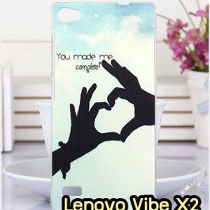 M1326-11 เคสแข็ง Lenovo Vibe X2 ลาย My Heart