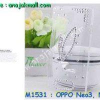 M1531-07 เคสประดับ OPPO Neo3/Neo5 ลาย Cute Angel