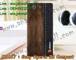 M1617-16 เคสแข็ง Sony Xperia Z3 Compact ลาย Classic01