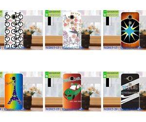 M2015-L04 เคสแข็ง Huawei G7 Plus ลายกราฟฟิค อาร์ตๆ