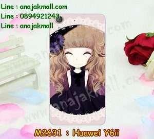 M2631-40 เคสแข็ง Huawei Y6ii ลาย Anany