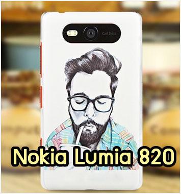 M1142-05 เคสแข็ง Nokia Lumia 820 ลาย Don