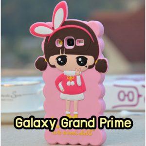 M1213-03 เคสตัวการ์ตูน Samsung Galaxy Grand Prime เด็ก F
