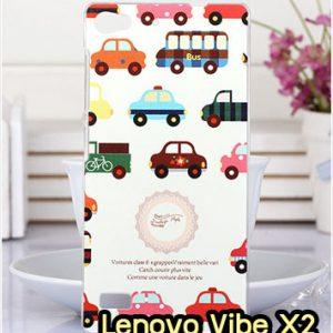 M1326-04 เคสแข็ง Lenovo Vibe X2 ลาย The Car