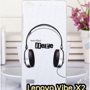 M1326-05 เคสแข็ง Lenovo Vibe X2 ลาย Music