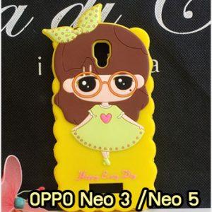 M947-06 เคสตัวการ์ตูน OPPO Neo3/Neo5 หญิง III