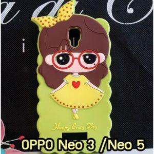 M947-07 เคสตัวการ์ตูน OPPO Neo3/Neo5 หญิง IV