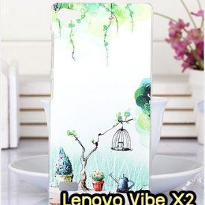 M1326-08 เคสแข็ง Lenovo Vibe X2 ลาย Nature