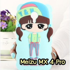 M1394-03 เคสตัวการ์ตูน Meizu MX 4 Pro ลาย C