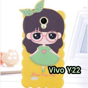 M1228-01 เคสตัวการ์ตูน Vivo Y22 ลายหญิง III