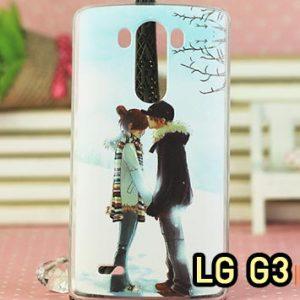 M804-05 เคสแข็ง LG G3 ลายฟูโตะ