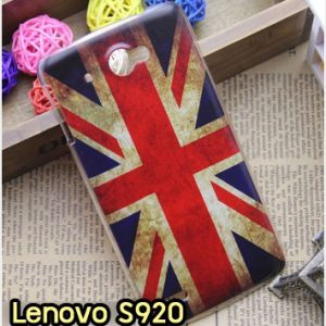 M830-16 เคสแข็ง Lenovo S920 ลาย Flag I