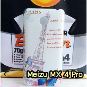 M1378-14 เคสแข็ง Meizu MX 4 Pro ลาย Paris III