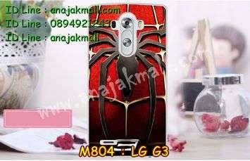 M804-22 เคสแข็ง LG G3 ลาย Spider