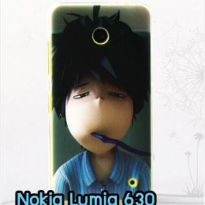 M827-01 เคสแข็ง Nokia Lumia 630 ลาย Boy