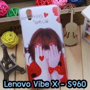 M634-04 เคสแข็ง Lenovo Vibe X ลาย Special