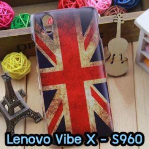 M634-02 เคสแข็ง Lenovo Vibe X ลาย Flag I