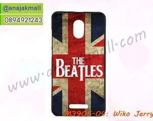 M3905-04 เคสยาง Wiko Jerry 3 ลาย The Beatles