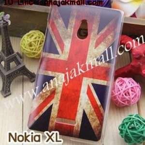 M753-08 เคสแข็ง Nokia XL ลาย Flag