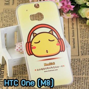 M764-06 เคสแข็ง HTC One M8 ลาย Hami