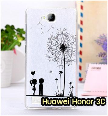 M775-09 เคสยาง Huawei Honor 3C ลาย Baby Love