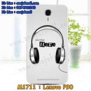 M1771-14 เคสยาง Lenovo P90 ลาย Music