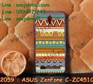 M2059-07 เคสยาง ASUS ZenFone C ลาย Graphic II