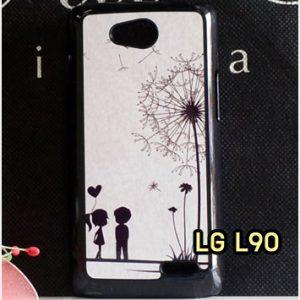 M1261-03 เคสแข็ง LG L90 ลาย Baby Love