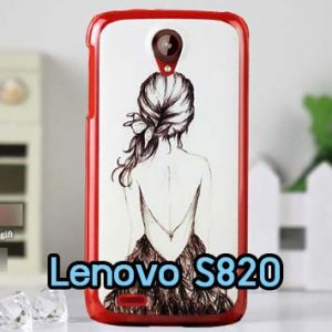 M632-05 เคสพิมพ์ลาย Lenovo S820 ลาย Women