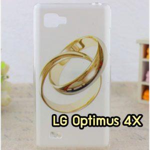 M619-10 เคสมือถือ LG Optimus 4X – P880 ลาย The Ring