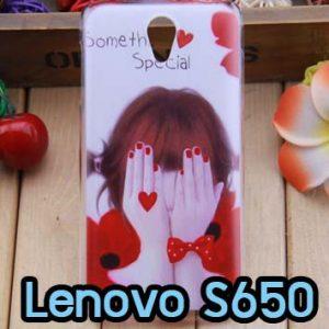 M627-02 เคสแข็ง Lenovo S650 ลาย Special