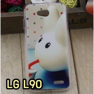 M842-03 เคสแข็ง LG L90 ลาย Fufu