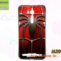 M3907-09 เคสยาง Asus ZenFone Go-ZB552KL ลาย Spider