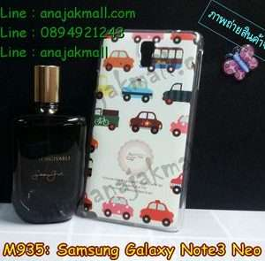 M935-12 เคสแข็ง Samsung Galaxy Note3 Neo ลาย The Car