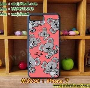 M3231-06 เคสขอบยาง iPhone7 ลาย Koala 01