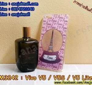 M3242-03 เคสน้ำไหล Vivo V5/V5S/V5 Lite ลาย D (แถมฟรีสายคล้องคอ)